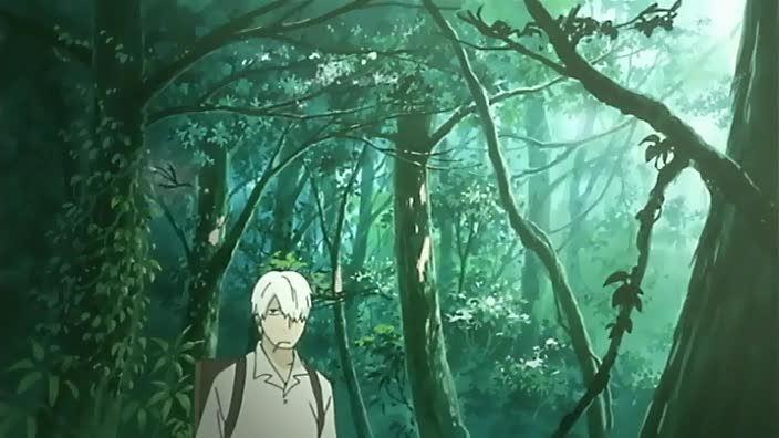 animés - Page 9 Anime-Mushishi