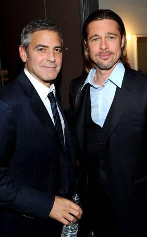¿Cuánto mide George Clooney? - Altura - Real height Reg_634.pitt.clooney.cm.3412
