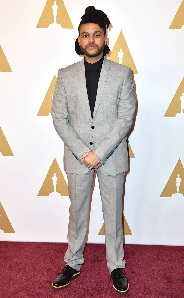 ¿Cuánto mide The Weeknd? - Real height Rs_634x1024-160208132807-634-the-weeknd-academy-awards-luncheon-020816