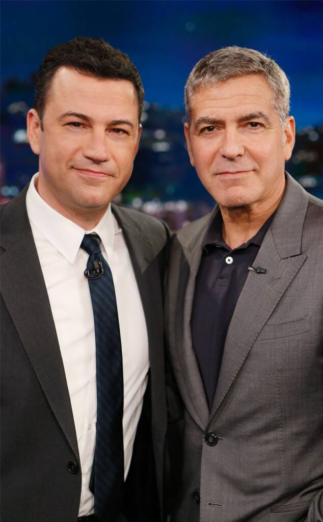 ¿Cuánto mide George Clooney? - Altura - Real height Rs_634x1024-170926054254-634-ClooneyKimmel-MK092617