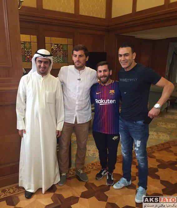 ¿Cuánto mide Reza Parastesh (doble de Messi)? - Real height Rezaparastesh-iker