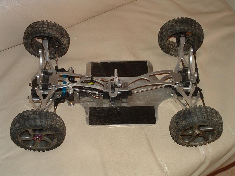 "Proto TT 1/8 Brushless ""Home made"" Buggybl1wb6"