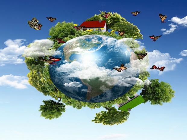 الأنظمة البيئية World-Environment