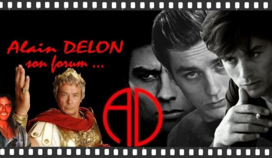 Alain DELON le forum