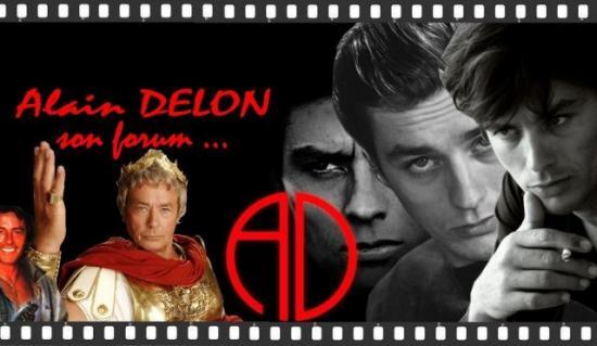 Alain DELON le forum