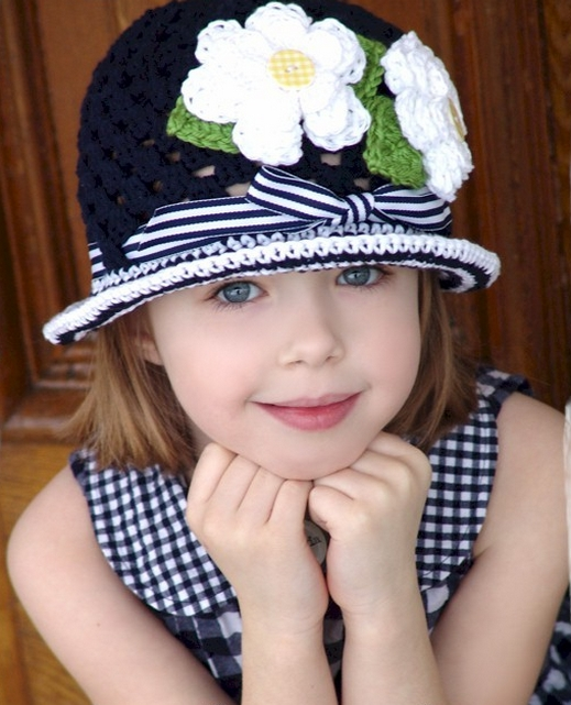 قبعات كروشيه رائعة للاطفال 51211697iz2