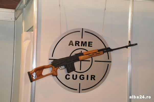 صفقة مغربية رومانية لشراء أسلحة فردية و دخيرة  Cugir3