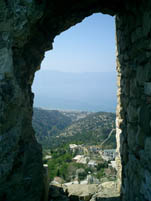 Castles and Forts Kanina_Vlore