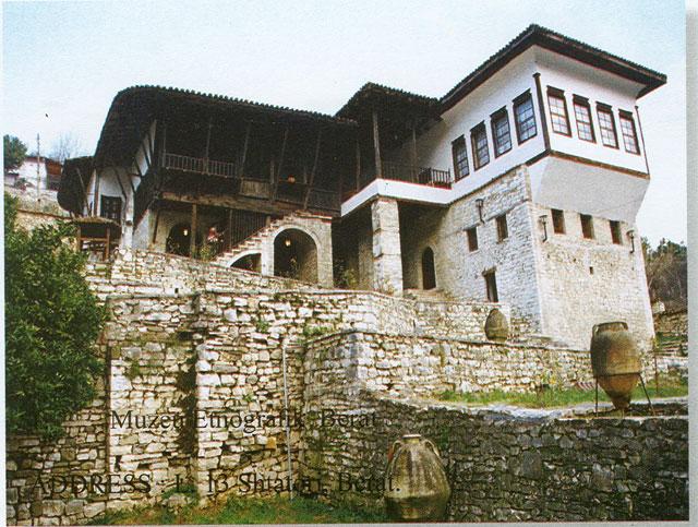 National Ethnographic Museum - Kruje N_M_Ethnographic_big