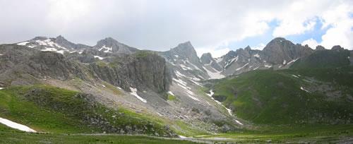 Albanian Mountains Mount_Korab