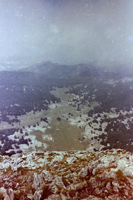 Subida al Aizkorri. Campo de trabajo de Zegama, verano de 1986 R_pict00291