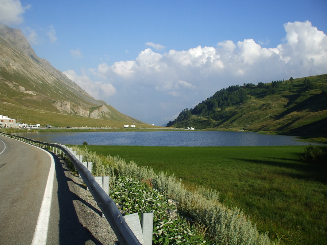 10/7 Tour delle Alpi Francesi, dalla Maddalena al Colle dell'Agnello 8547585_orig