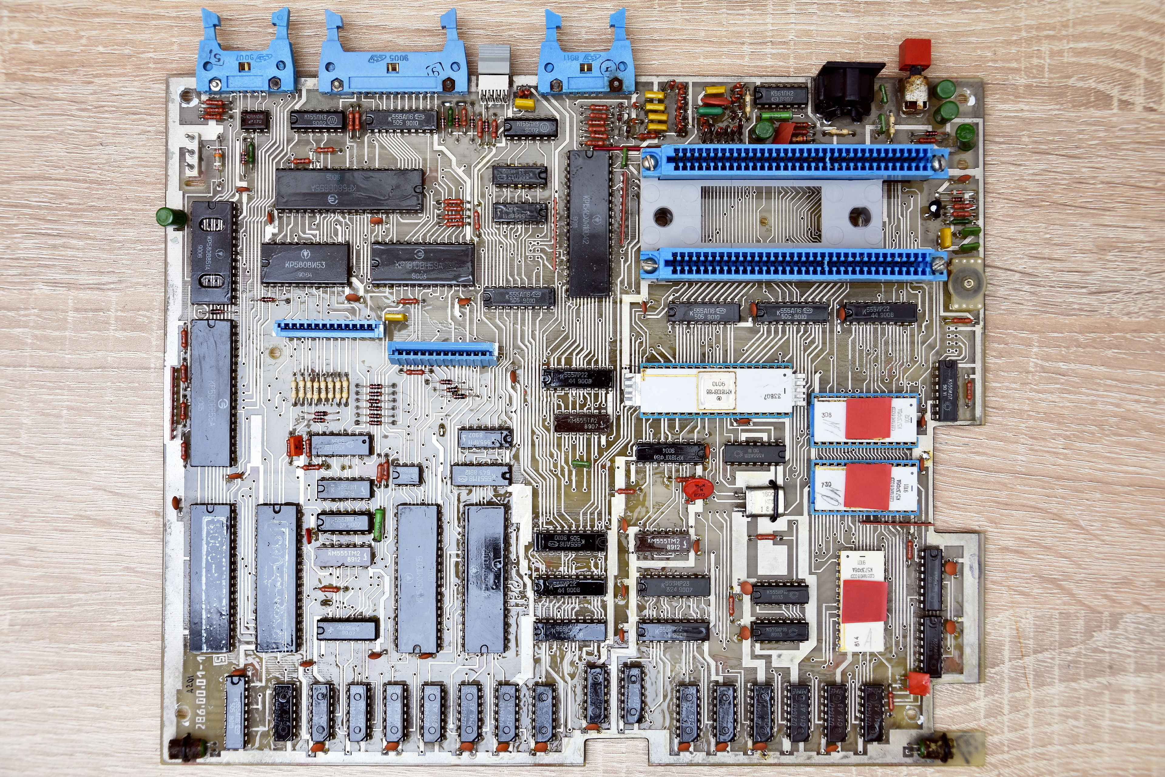 """электроника - ПЭВМ """"Электроника МС1502"""" 6"""