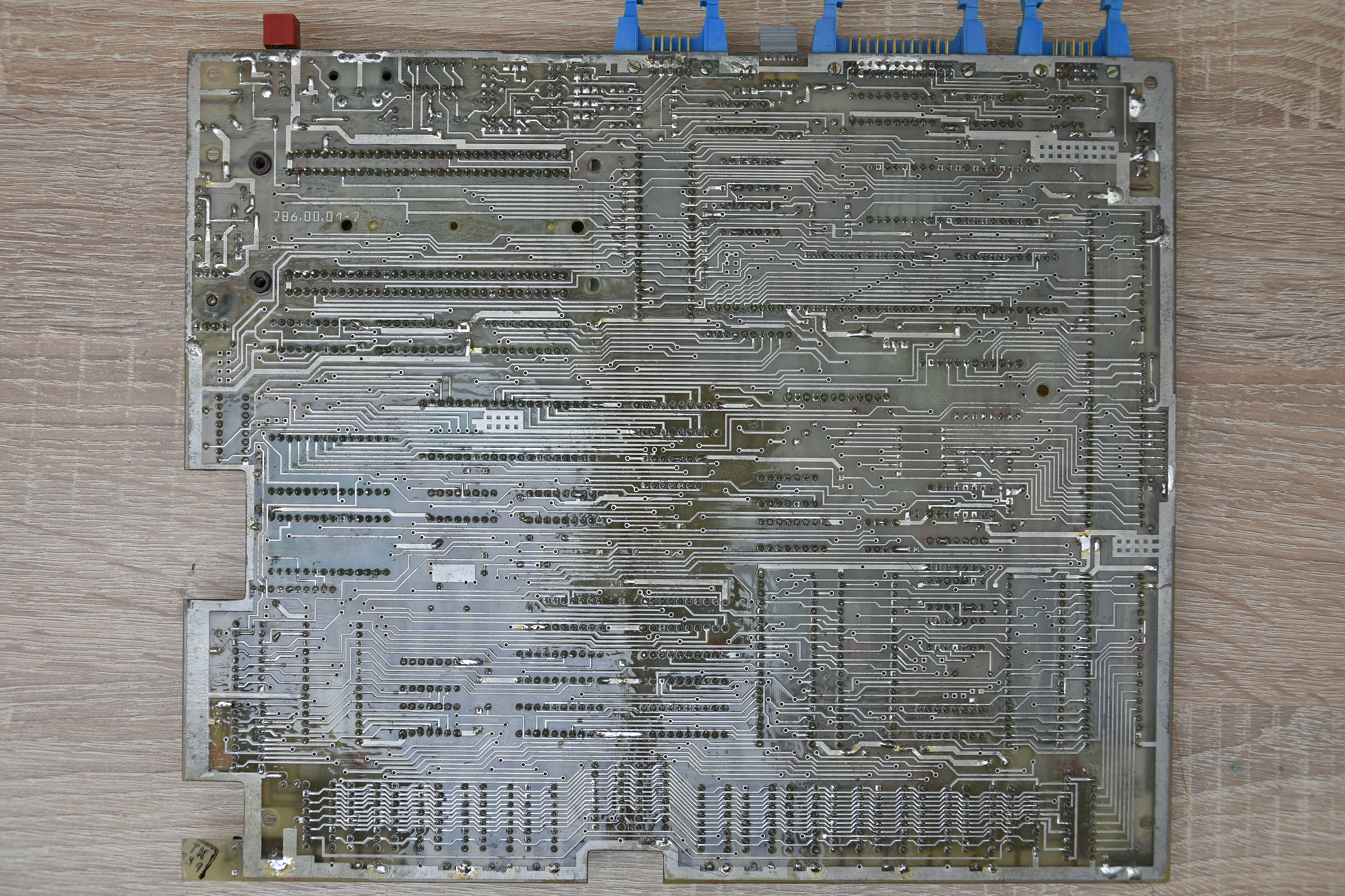 """электроника - ПЭВМ """"Электроника МС1502"""" 7"""