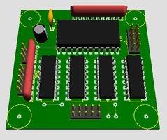 6022 - Переделка блока дисководов Электроника НЦ НГМД 6022 8.jpg