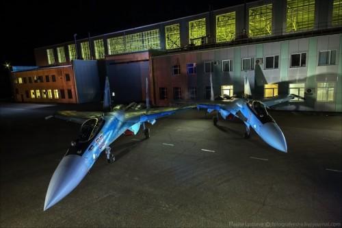اندونيسيا ستوقع عقد شراء مقاتلات Su-35 من روسيا هذا الشهر  2402485_9001-500x333
