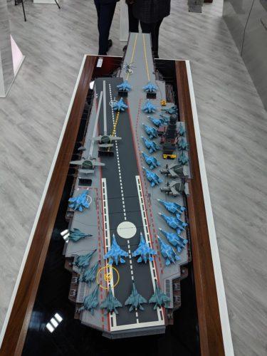الكشف عن تصميم حاملة الطائرات النوويه الروسيه  Project 11430E 'Lamantin' 66405141_2260379887513148_5443010271809372160_n-375x500