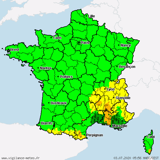 alertes météo France_index
