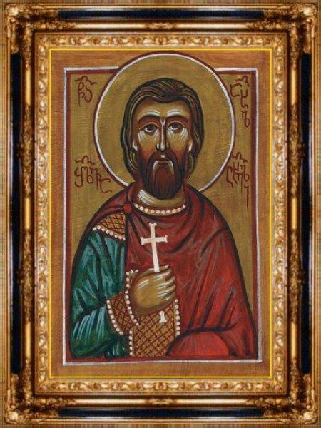 St Rigobert: Sa chapelle à Gernicourt et la légende de son oie Rigobert_de_reims_45-01