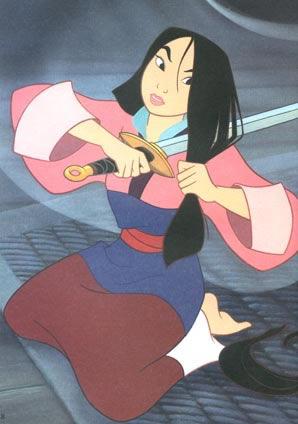 Baccalauréat en images (Disney). - Page 5 Mulan-4