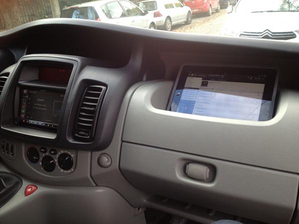 (A la casse) - Mon second véhicule, Opel Vivaro 2.0 115 15