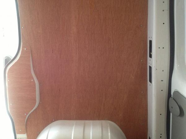 (A la casse) - Mon second véhicule, Opel Vivaro 2.0 115 3