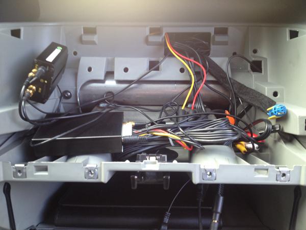 (A la casse) - Mon second véhicule, Opel Vivaro 2.0 115 8