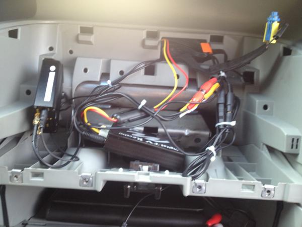 (A la casse) - Mon second véhicule, Opel Vivaro 2.0 115 9