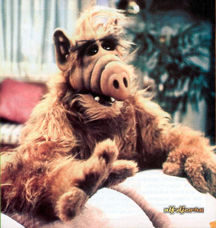 Альф/Alf ..... Hairy