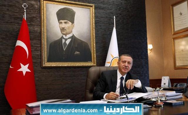 خبر : اردوغان: قلنا لحكام العراق قبل ١٠ سنوات خزنوا المياه لكن لا اذان صاغية لديهم.. R.Tayeb.Office