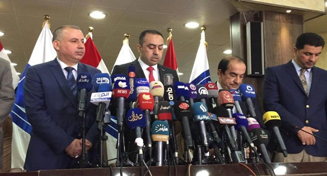 منع سفر مسؤولي الانتخابات العراقية وتوجه لاعتقال بعضهم A.1000