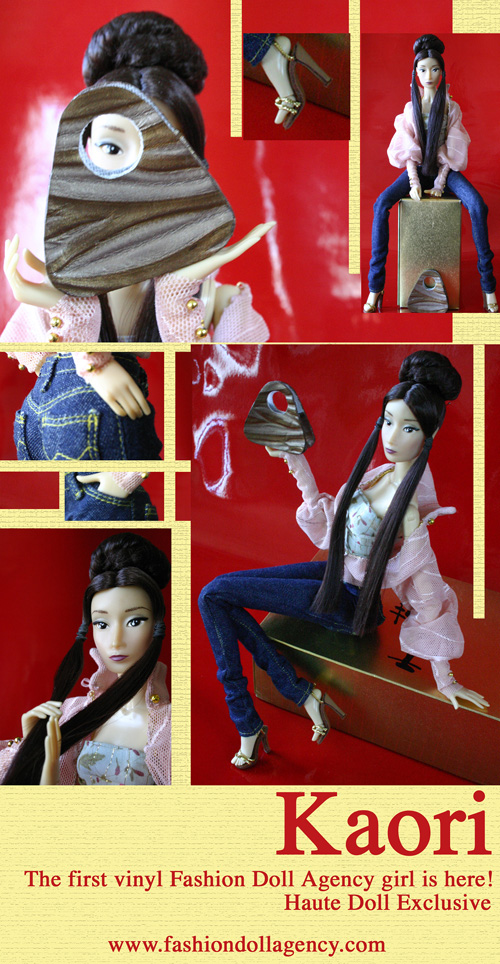 FDA - [Fashion Doll Agency] New Gen collection p8 - Page 3 KAORI