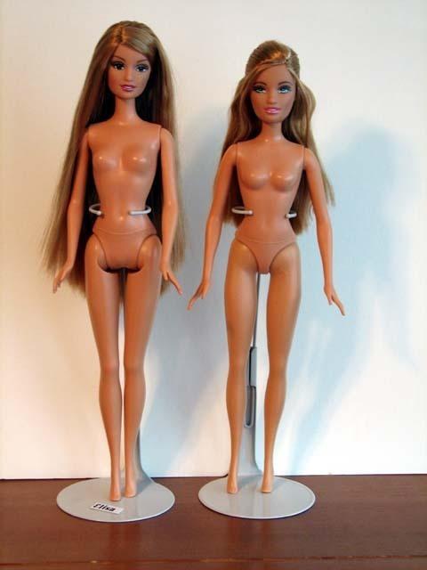 Comparaisons corps fashion dolls: images & liens OLDFFVSNEWFF