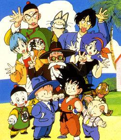 La saga Dragon Ball Dragon-ball