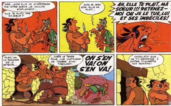 """Il faut en finir avec nos""""ancêtres les Gaulois""""... - Page 5 AsterixCorseSoeur3"""