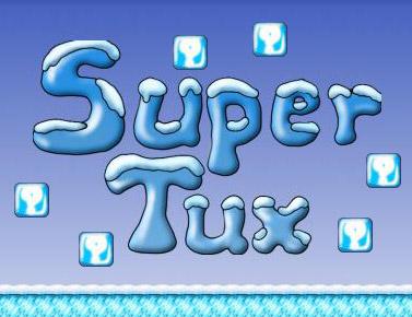 40 juegos para linux Supertux