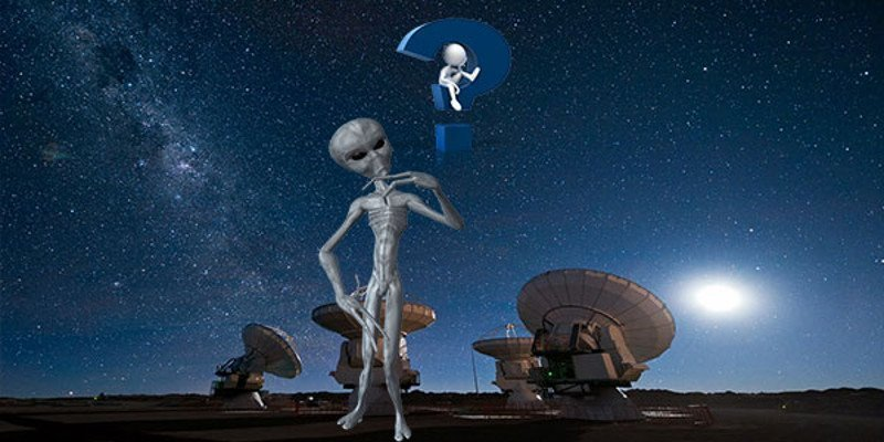 Making Contact with Aliens ~ What if we Transmit the Internet into Space? Alien-wonder