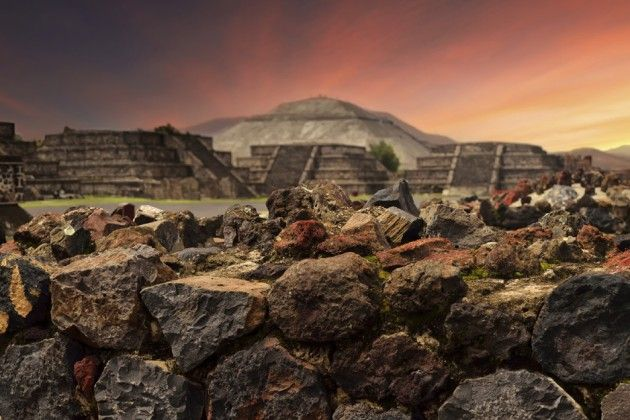 Liquid Mercury Found Under Pyramid at Teotihuacan Maya-Teotihuacan-istock-26579034-630x420-compressor