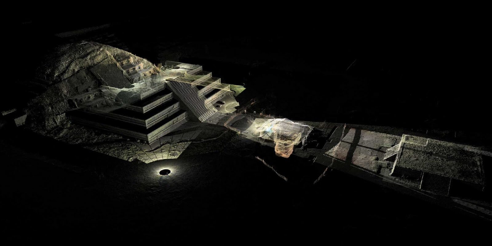 Robot finds 3 rooms under Feathered Serpent temple Temple-of-the-Feathered-Serpent