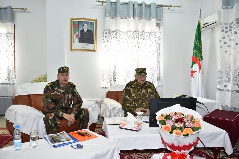 الجزائر : صلاحيات نائب وزير الدفاع الوطني 02-1