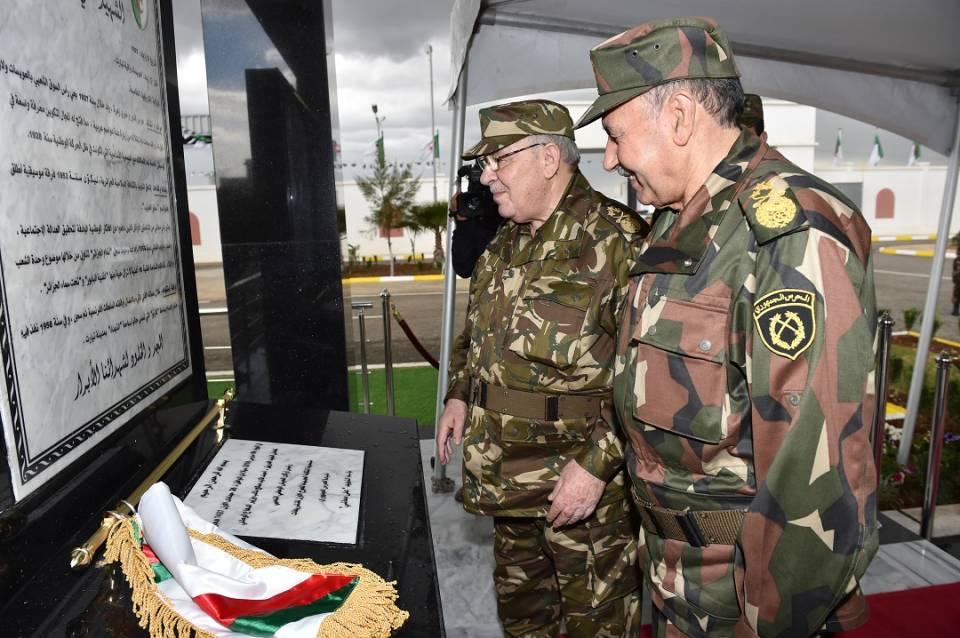 الجزائر : صلاحيات نائب وزير الدفاع الوطني 07