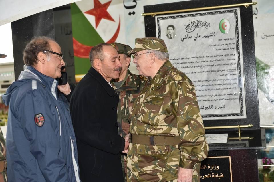 الجزائر : صلاحيات نائب وزير الدفاع الوطني 08