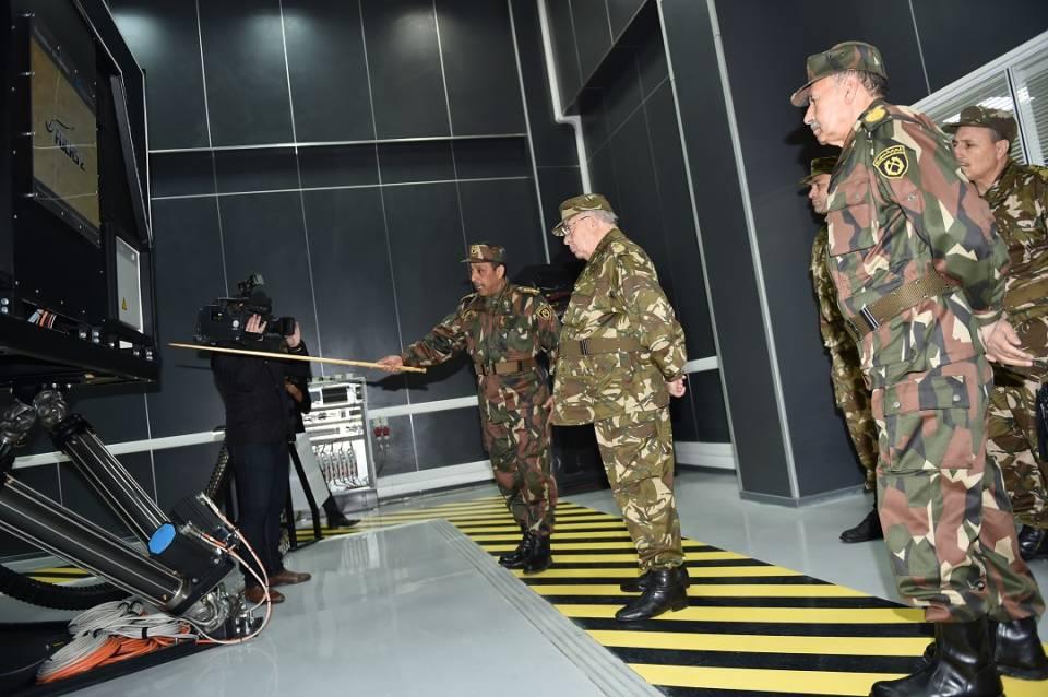 الجزائر : صلاحيات نائب وزير الدفاع الوطني 11