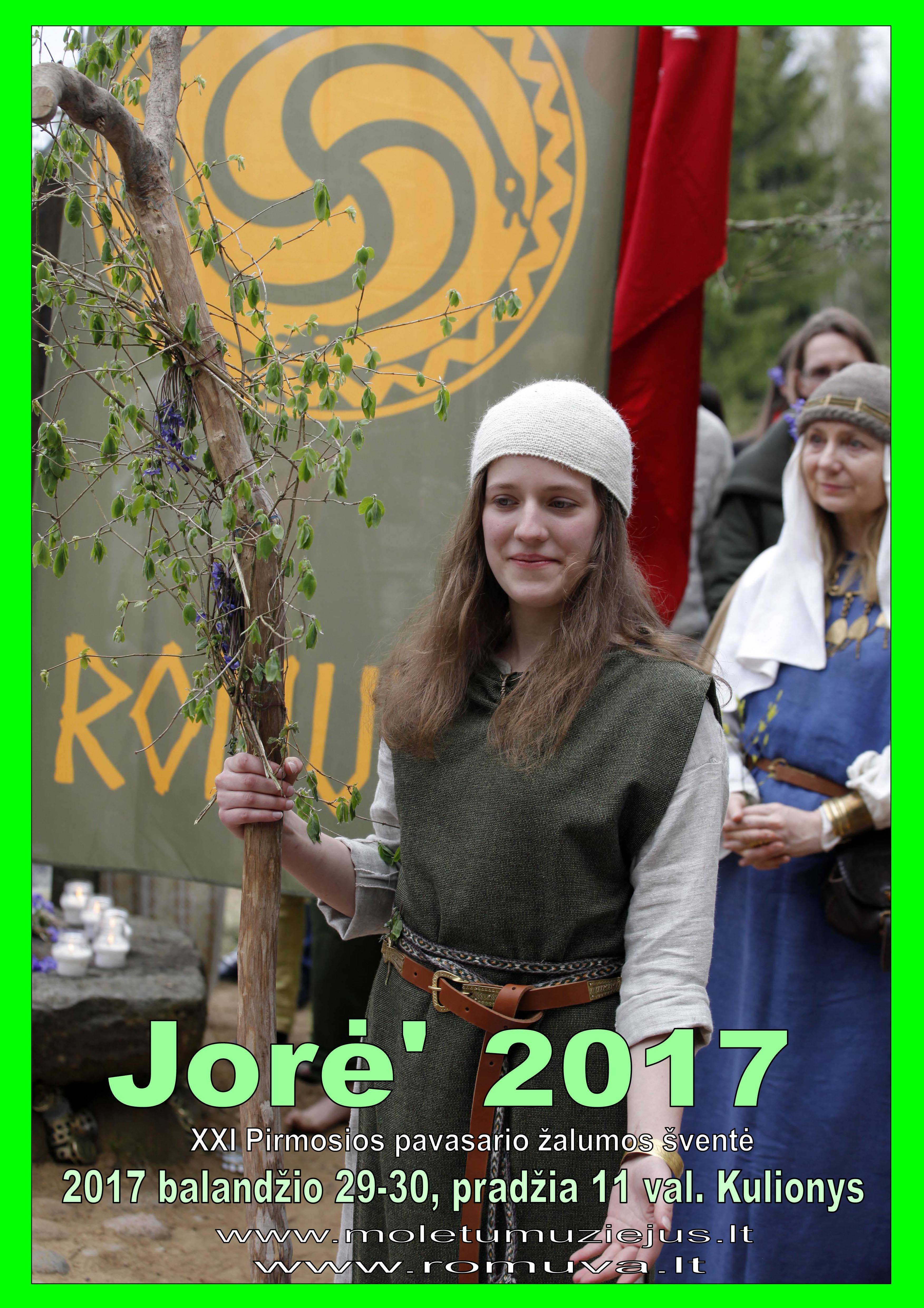 Caucasians Around The Ancient World   Jore2017_plakatas_A3_ed