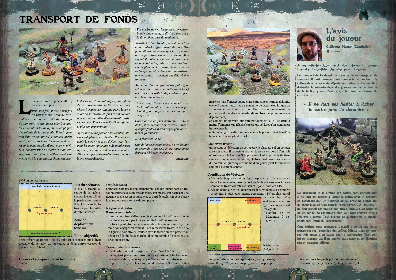 Alkemy the game : reprise, nouveautés, offres et plus encore Livre-scenario-1