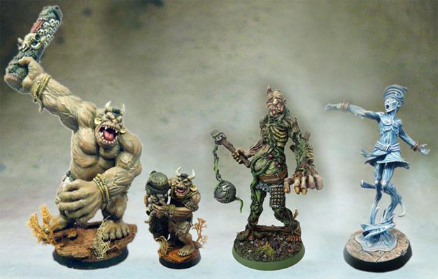 Alkemy the game : reprise, nouveautés, offres et plus encore… Manitou-colosse-djinn