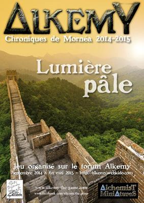 Alkemy the game : reprise, nouveautés, offres et plus encore… Affiche-chroniques-1415