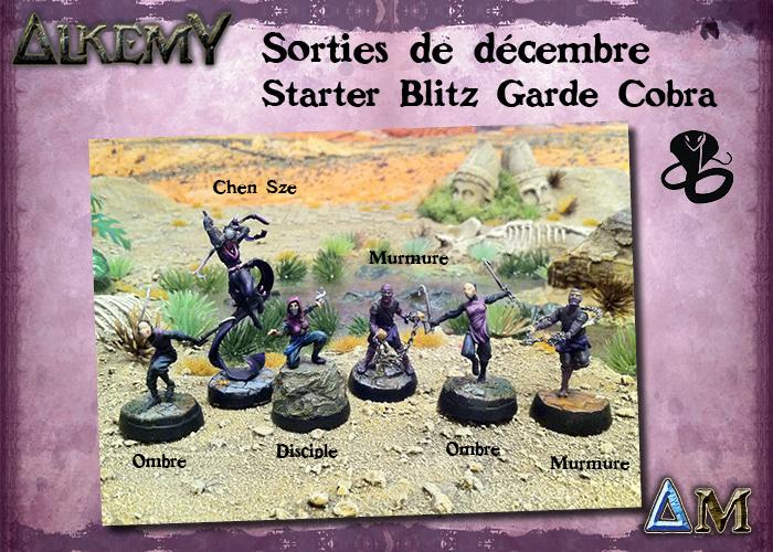 Alkemy the game : reprise, nouveautés, offres et plus encore Cobra-fr