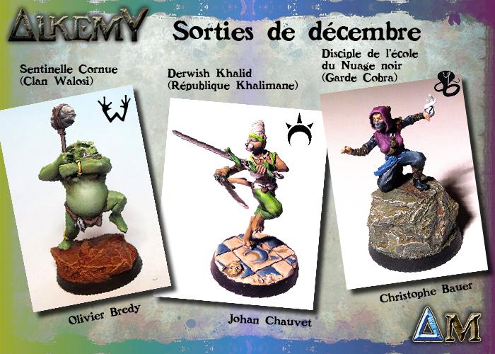 Alkemy the game : reprise, nouveautés, offres et plus encore Decembre-fr