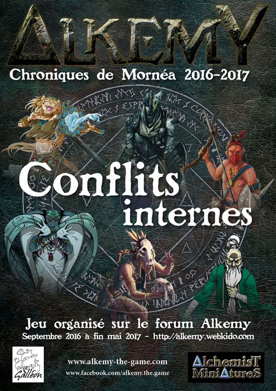 Alkemy the Game, nouvelles sorties Affiche-chronique-2016-2017